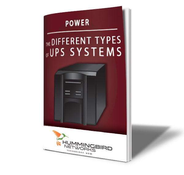 The Different Types of UPS Systems
