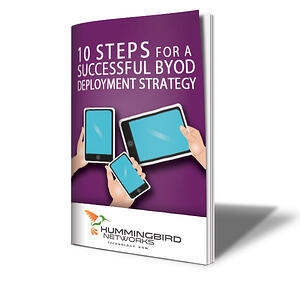 10 Steps For A Successful BYOD Deployment Strategy