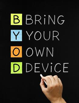 BYOD implementation