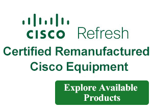 How Cisco Certified Refurbished Equipment Differs From Used