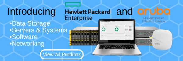 hpe and aruba networks