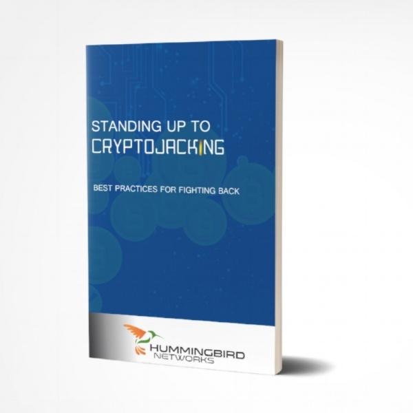 standing up to cryptojacking