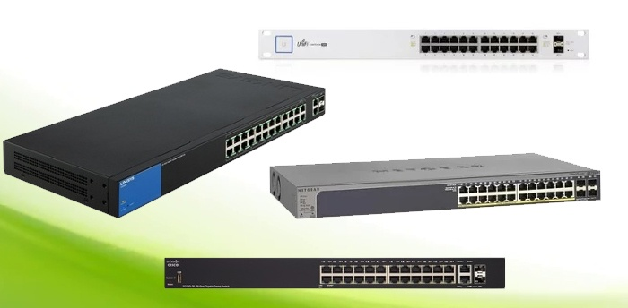 Best Managed PoE Switches for Small Businesses