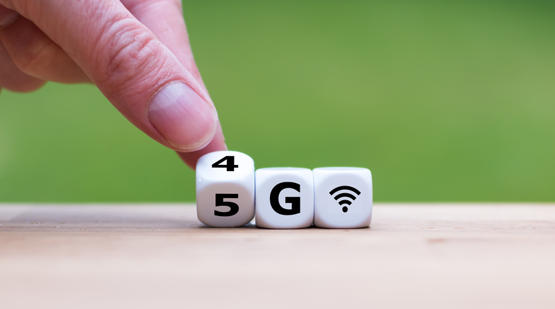 5g transforming business