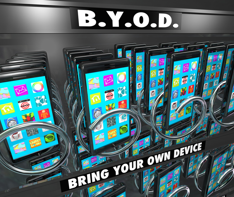 BYOD and cyber security
