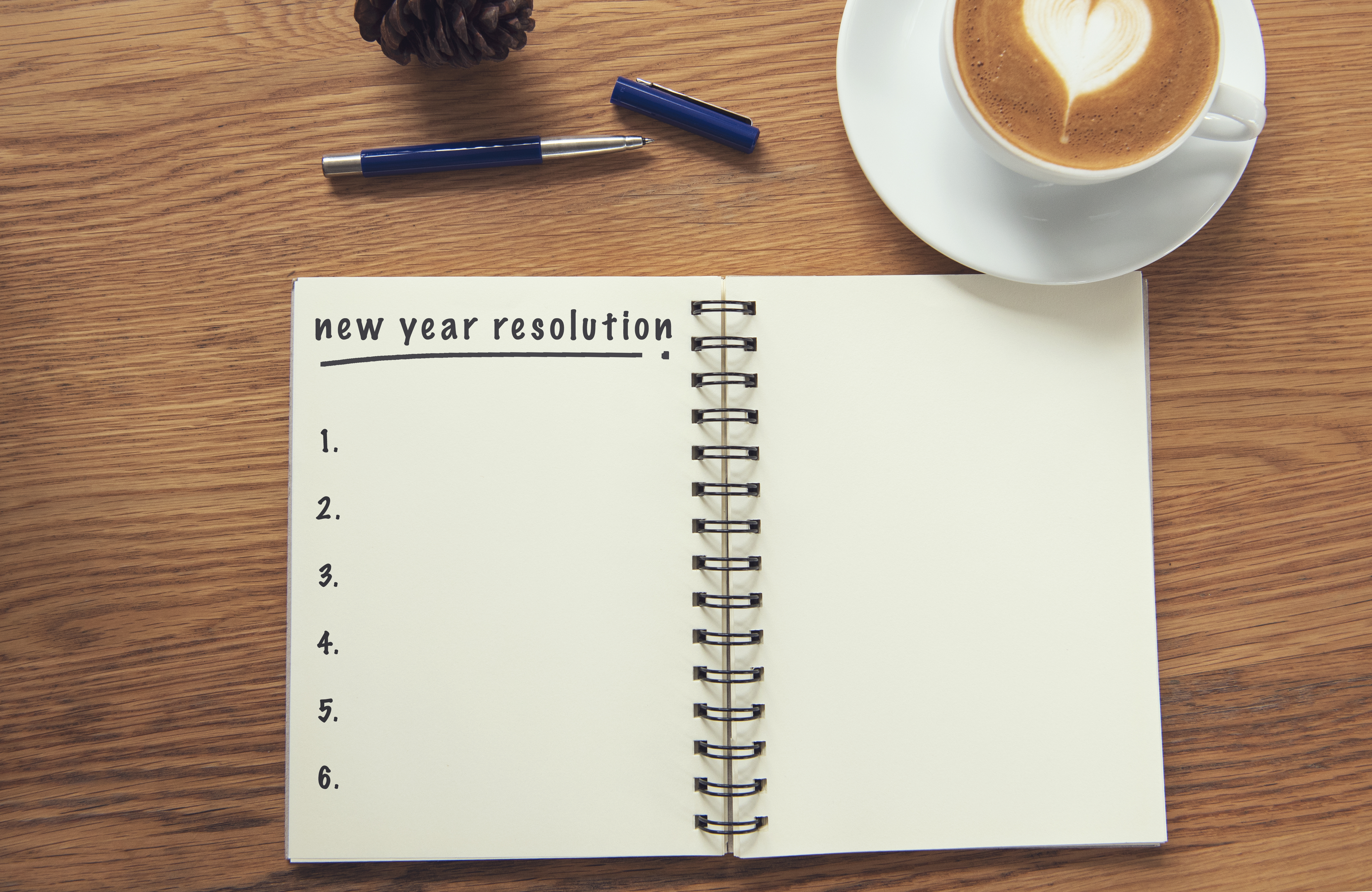 IT resolutions
