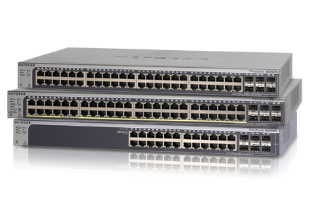 netgear layer 3 switch