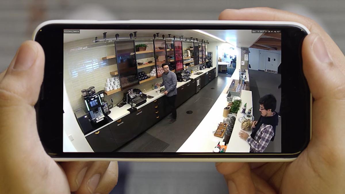 meraki smart camera