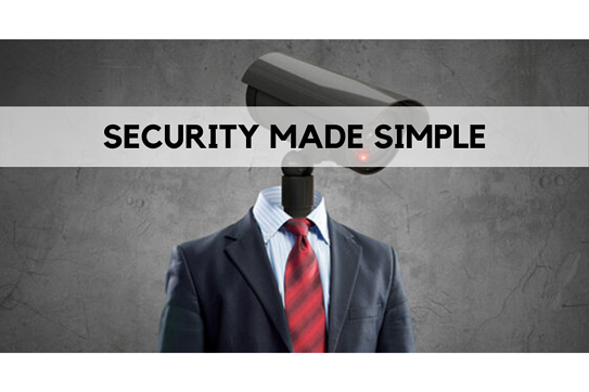 security made simple banner