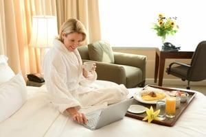 hotel wireless network