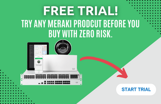 Cisco Meraki free trial