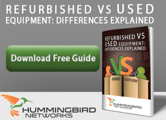 refurbished vs used