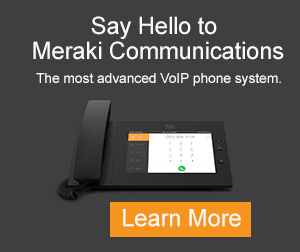 meraki communications