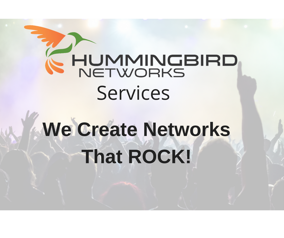 Introducing Hummingbird Networks Services